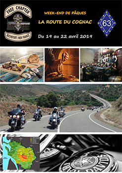 Gathering of Harley-Davidson